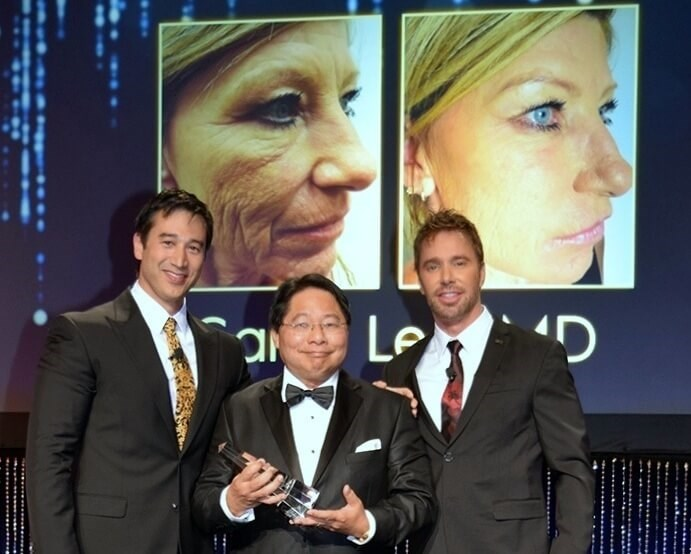 Dr. Garry Lee Wins 2015 Award
