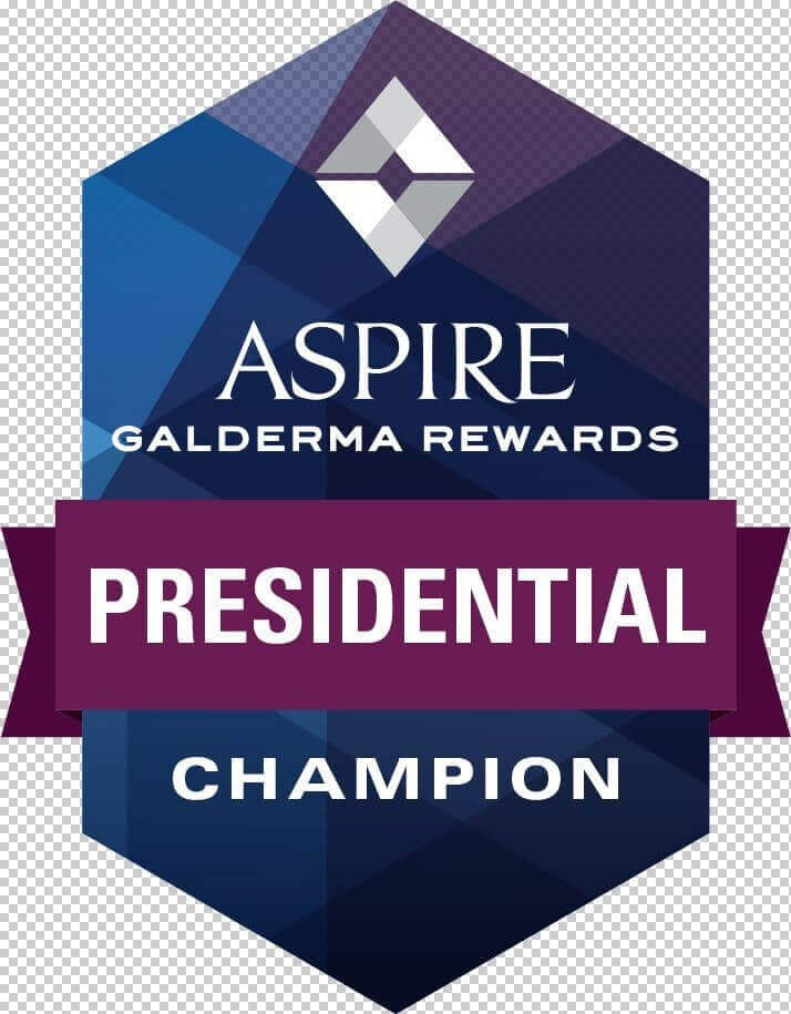 Dr. Lee is a Galderma Champion